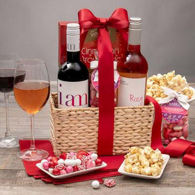 Valentines Day Wine Duo