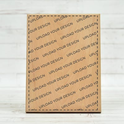 Wooden Plaque (Horizontal) - Fully Customizable