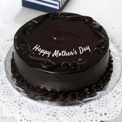 Image of a mothers day cake