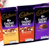 3 in 1 Cadbury Dairy Milk Christmas Chocolates