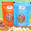 Almonds & Cashews Pack (200 Gms)