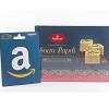 Amazon $25 Gift Card with Soan Papdi - 250 gm