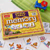 Animal Family Memory Card Game