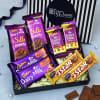 Assorted Cadbury Chocolates in Gift Box Online