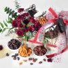 Assorted Flowers & Dry Fruits Hamper