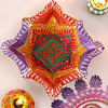 Attractive Earthen Diya