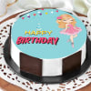 Barbie Birthday Cake (1 Kg)
