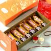 Bhai Dooj Tikka with Chocolates in Gift Box