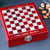 Birthday Theme Wine Kit and Chess Board Online