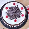 Buy Black Forest Cake (Eggless) (1 Kg)