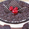 Shop Black Forest Gateau Cake (Eggless) (Half Kg)