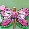 Butterfly Barbie Cake (3 Kg)