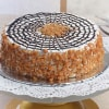 Butterscotch Cake (Eggless) (1 Kg)