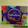 Gift Cadbury Celebrations with Roli Chawal