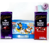 Cadbury Dairy Milk with Puzzle
