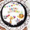 Buy Cartoon Birthday Cake (Half Kg)