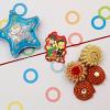 Cartoon Characters Kids Rakhi with Sharpner Toy