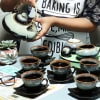 Ceramic Tea Set with Milk Jug & Sugar Pot Online