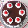 Buy Cherry Black Forest Cake (Half kg)