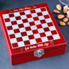 Chessboard Valentine Wine Kit