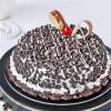 Choco Chip Blackforest Cake (Half Kg)
