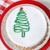 Buy Christmas Butterscotch Cake (Half Kg)