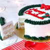 Shop Christmas Pineapple Cake (Half Kg)