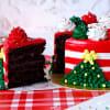 Shop Christmas Theme Truffle Cake