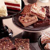 Classic Cake & 8pcs Gourmet Brownies