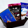 Classic Flavors of Lindt Chocolates in a Gift Pack