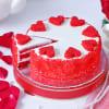 Shop Classic Red Velvet Cake (Half Kg)
