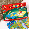 Color It Wipe It Animal Game Set for Creative Learners