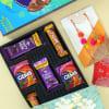 Colourful Bhaiya Bhabhi Rakhi with Cadbury Celebrations