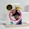 Creativity Never Out of Style Personalized Birthday Card