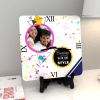 Creativity never out of style Personalized Birthday CLock