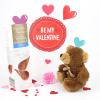 Crispy Belgian Chocolate Thins with Teddy