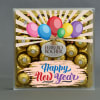 Customized New Year Special 24 Pcs. Ferrero Rocher