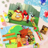 Cute Kids Rakhi Set with Two Puzzles & Candies