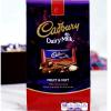 Dairy Milk Fruit & Nut Chocolate Pack