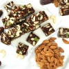 Dateberry 24 Cubes With 250 gms Almonds Pack