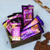 Delicious Cadbury Chocolates in Gift Box Online