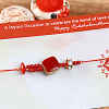Designer Beaded Rakhi Thread