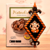 Diamond Shaped Lord Ganesha Wall Hanging with Pistachio Pack