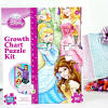 Disney Princess Puzzle Kit