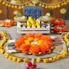 Diwali Celebrations Hamper with Ganesha Idol Online