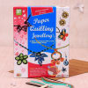 DIY Paper Quilling Jewellery Set