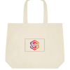 Ecofriendly Deluxe Tote Bag - Customize with Logo