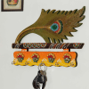 Ethnic Handcrafted Wooden Key Holder