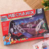 Exclusive Mechanix Engineering Assembly Game Set