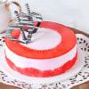 Exotic Strawberry Cake (2 Kg) Online